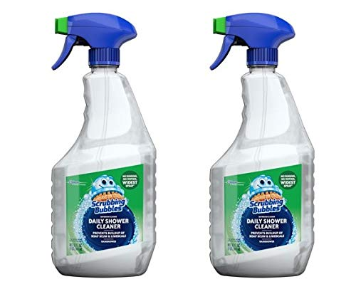 Scrubbing Bubbles Daily Shower Cleaner, 32 oz