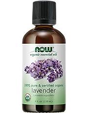 Now Foods Organic Essential Oils, Lavender, 4 fl oz (118 ml)