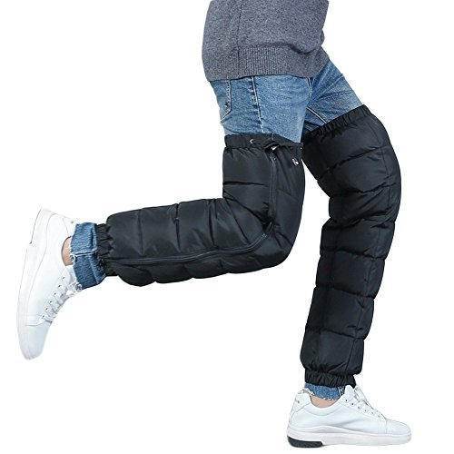 Nikomaku Down Knee Pads Winter Warmth Thermal For Bike And Motorcycle Driver Protect Your Legs From Cold Wind - Number Tracking Uk Customs