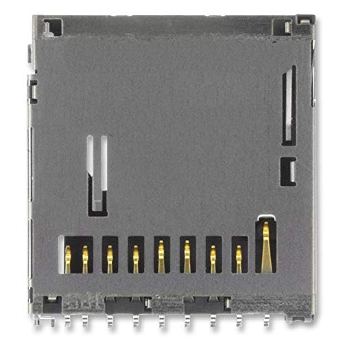 DM1B-DSF-PEJ(82) - Card Edge & Backplane Connector, DM1 Series, Memory Socket, Receptacle, 9, 2.5 mm, Surface Mount RoHS Compliant: Yes, (Pack of 20) (DM1B-DSF-PEJ(82))