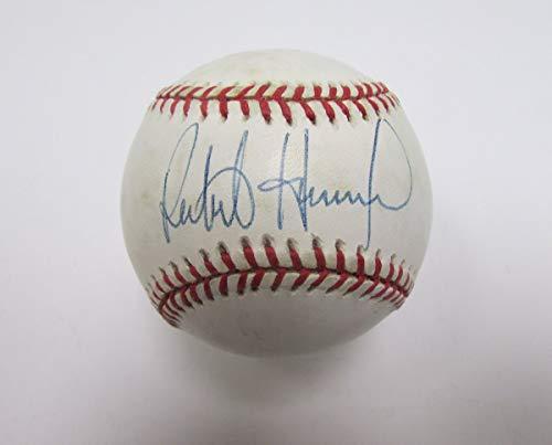 Roberto Hernandez Signed/Autographed OAL Baseball 139094 (Oal Baseball Ball)