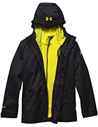 under armour jackets. boys\u0027 storm wildwood 3-in-1 jacket under armour jackets