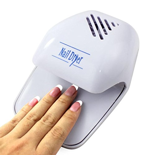 Portable Hair Dryer Battery - 3