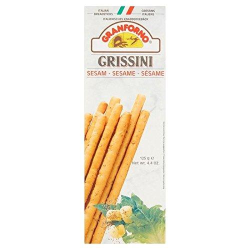 Grissini Breadsticks Sesame Seed Waitrose 125g