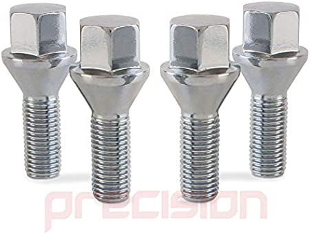 Precision 16 Extended 45mm Wheel Nut Bolts for Ḿini Cooper PN.SFP-16BM1745183