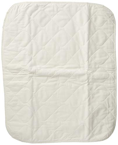 Quilted Chair Pads - Priva Ultra Plus Absorbent 300 Washes Waterproof Pad Protector, 17