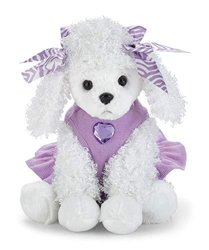 - Bearington Posh Poodle Stuffed Animal Toy Dressed Puppy Dog, 13