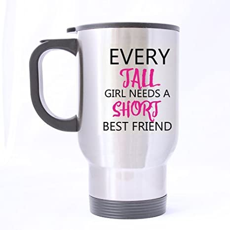 new yearchristmas sistersbest friends gifts humorous saying every tall girl needs a