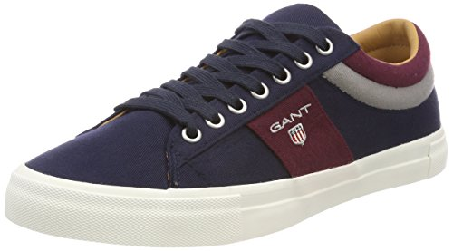 Gant Zapatillas Hombre para Hero Azul Marino rFxw8rCq6