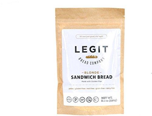 Legit Bread Mix - Blonde, 2 Pack