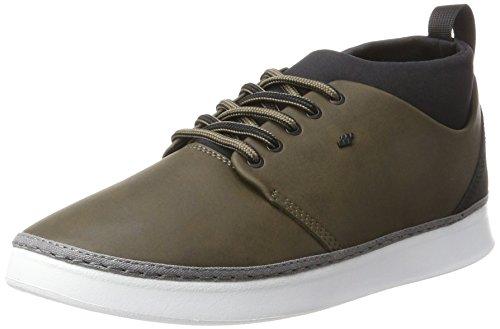 Boxfresh Tonpe, Sneaker Basse Uomo Marrone (Braun)
