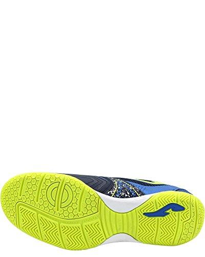 ... Joma Mens Dribling Indoor Sneaker Navy/flugrn