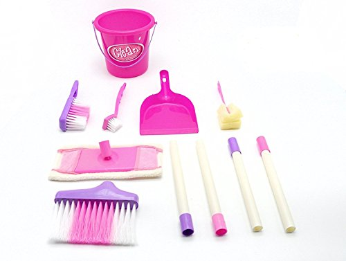 broom and mop set for toddlers - 9