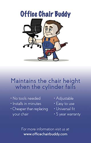 Office Chair Buddy – Fix Your Sinking Office Chair in Minutes