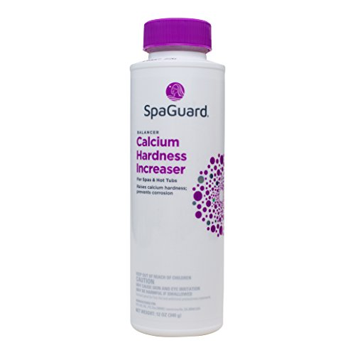 SpaGuard Hot Tub Calcium Hardness Increaser - 12 oz.