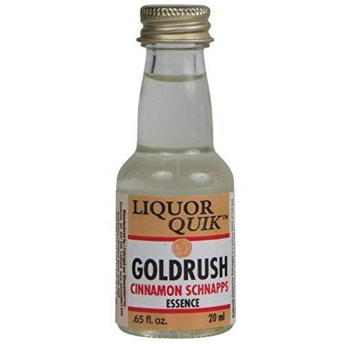 Goldrush Cinnamon Schnapps (Goldschlger)
