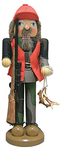 Santa's Workshop 70347 Deer Hunter Nutcracker, 15