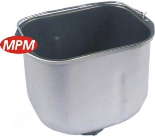 SPARES2GO Twist and Lock Type Bread Pan for Kenwood BM350 BM450 Breadmaker