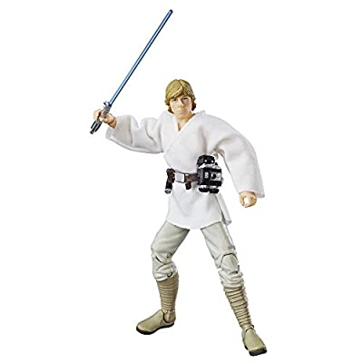 Star Wars The Black Series 40th Anniversary Luke Skywalker 6 Inch Figure