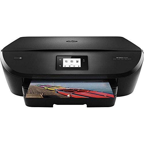 HP Envy 5549 All-in-One Wireless Photo Printer  with Mobile Printing, Instant Ink Ready (K7G86A) by HP