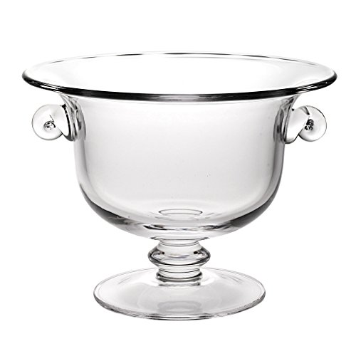 Badash K918 Champion European Crystal Centerpiece Fruit Bowl by Badash