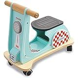 Indigo Jamm Jamm Scoot aus Holz für Kinder ab 12Monaten Plus