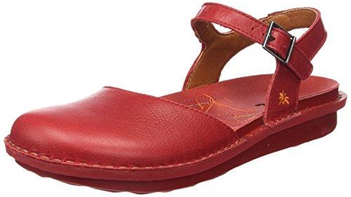 Art Damen 1301 Memphis I Explore Geschlossene Sandalen Rot (Carmin)