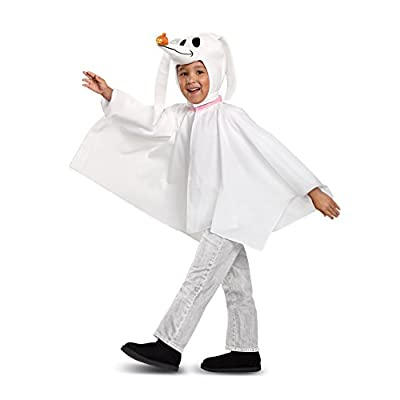 The Nightmare Before Christmas Classic Zero Costume for Toddlers: Toys & Games