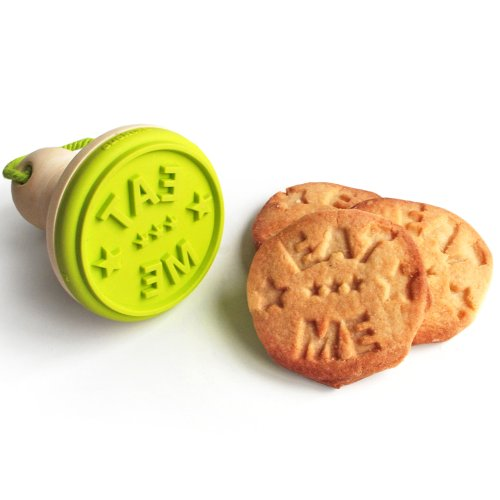 Dexam Message Cookie Stamps with 3 Interchangeable Heads 17848712