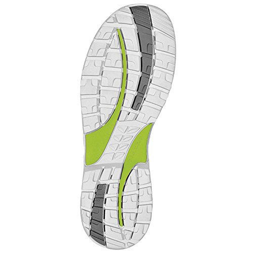 Elten 2061582 - 72255-36 legumbres verdes zapatos bajo esd s1 seguridad, multicolor,
