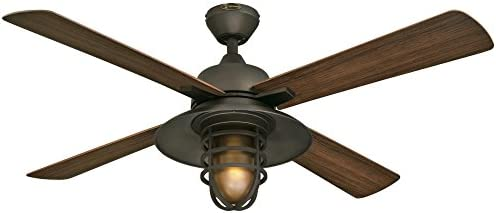 Westinghouse Lighting 7204300 Indoor/Outdoor Ceiling Fan, 52″, Oil Rubbed Bronze Finish – The Super Cheap