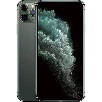 Apple iPhone 11 Pro Max, 256GB, Midnight Green, Fully Unlocked (Renewed)