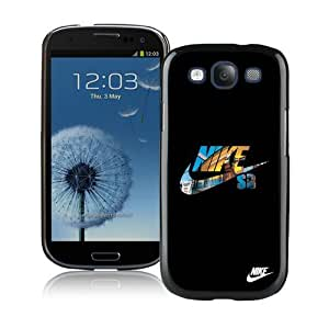 Fantastic Customized Nike Samsung Galaxy S3 I9300 Case Just do it Series 31 Black