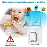 Bottle Warmer, 5-in-1 Fast Baby Bottle Warmer and