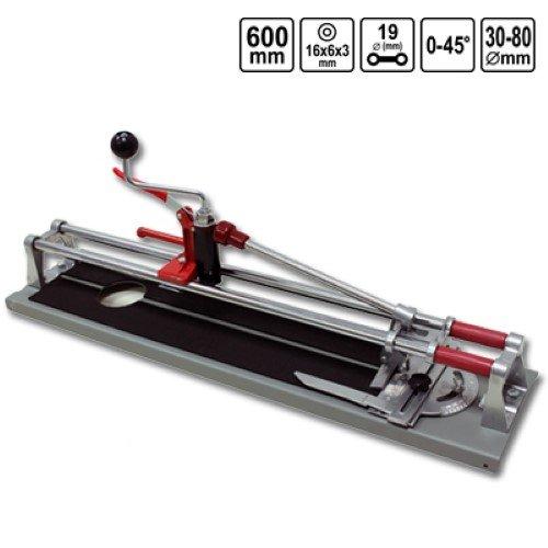 Vorel 00300 –  Coupe carrelage de 600 mm 3-F Yato