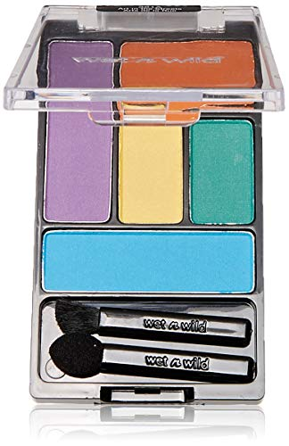 WET N WILD Color Icon Eyeshadow Palette 5 Pan - Art in the Streets