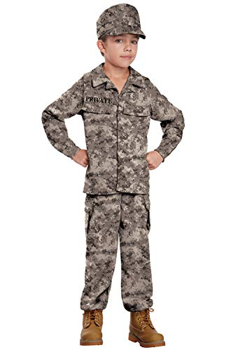 California Costumes Soldier Costume, One Color,