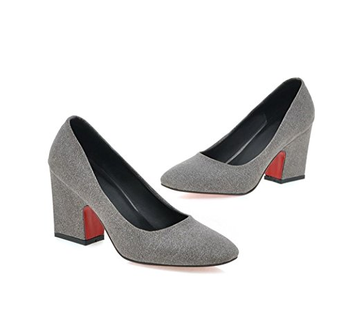Rugueuses Xie Boudeuses Des Grosses Femmes 40custommadenotreturned Grey Chaussures Hauts Talons Chaussettes UAnwqwX4x