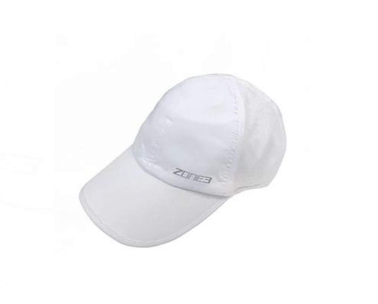 6dde419572e22c White/Silver Zone3 Lightweight HAT White/Silver-Black/Silver