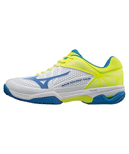 Mizuno Men's Tennis Shoes White Bianco UqlXANUXJ