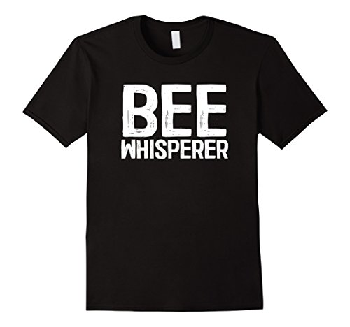 Worker Bee Costume (Mens Bee Whisperer Bee Keeper Removal T-Shirt XL Black)