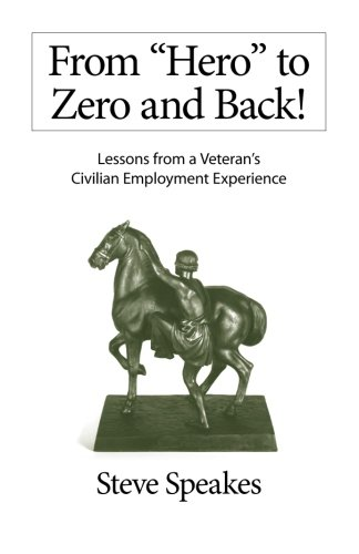 "From ""Hero"" to Zero and Back!: Lessons From a Veteran"