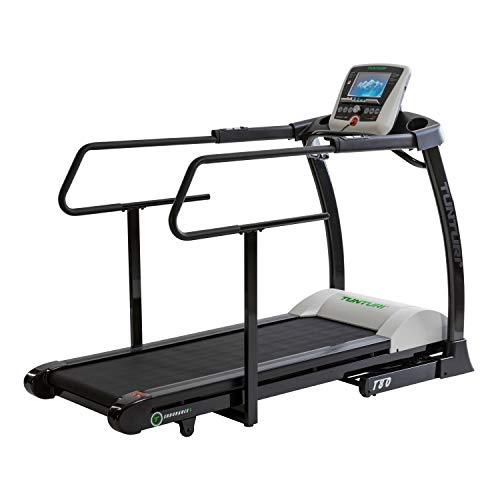 Tunturi T80 Treadmill Endurance, Unisex-Adult, Black,White, Una ...