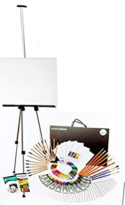 DELUXE ARTIST DRAWING & PAINTING SET ? 150 Pieces