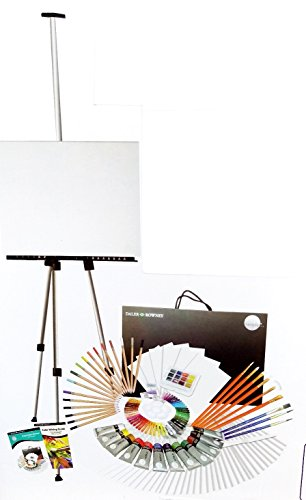 DELUXE ARTIST DRAWING & PAINTING SET ✺ 150 Pieces by Daler Rowney