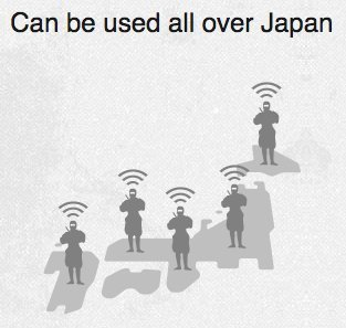 NINJA SIM for Japan (3GB for up to 30 days/Nano SIM) by BIGLOBE (Image #4)