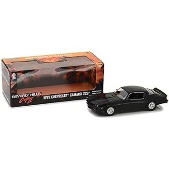GreenLight 1:18 Beverly Hills Cop II (1987) -1978 Chevrolet Camaro (13501) Die-Cast Vehicle