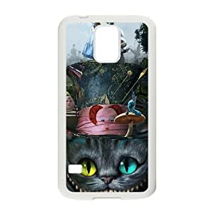Alice in Bomberland Cell Phone Case for Samsung Galaxy S5 by runtopwell