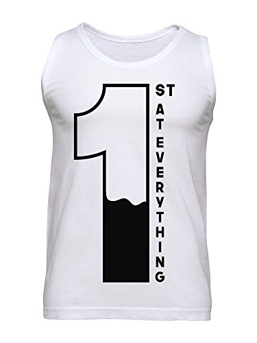 First At Everything Men's Tank Top
