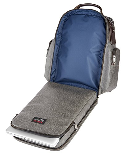 Pack Tumi Business Negro 026578D2 Class Earl pass T Grey Brief Mochila TqrqSXOx